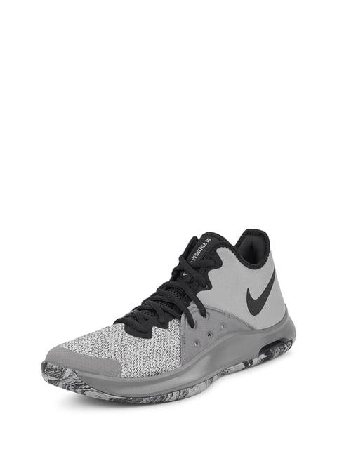 Кросівки сірі Nike 4962552