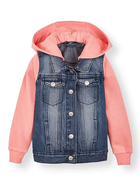 Куртка двоколірна pepperts 4964957