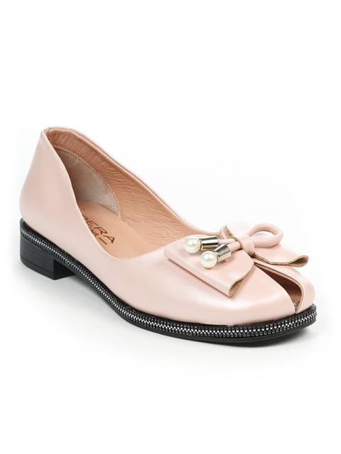 Туфлі рожеві Perra Donna 4921874