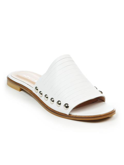 Шльопанці білі Tucino 4914898