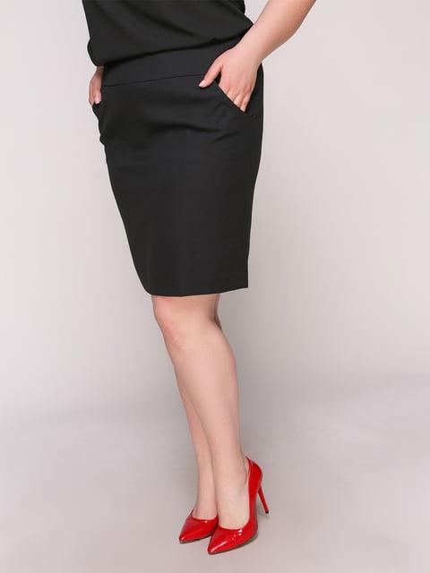 Юбка черная Arefeva 2201713