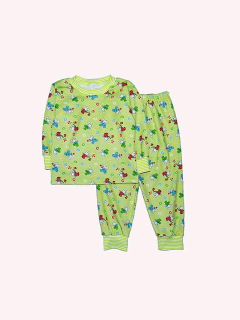 Піжама: джемпер і штани Малыш 4971480