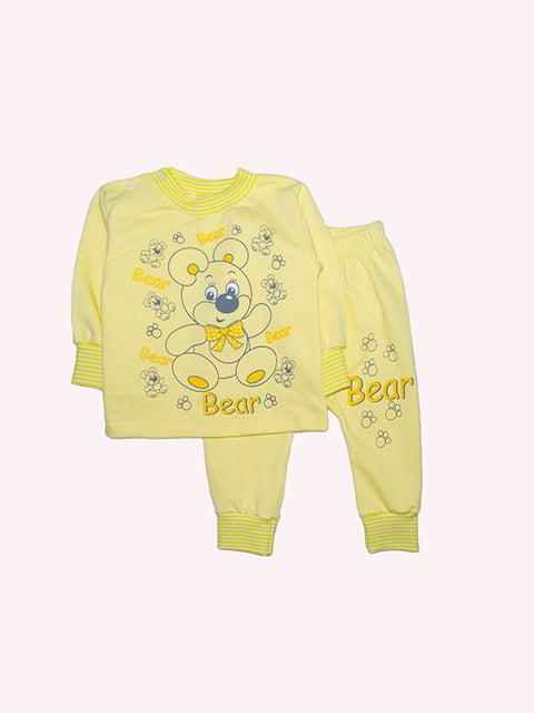 Комплект: джемпер і штани Малыш 4971580
