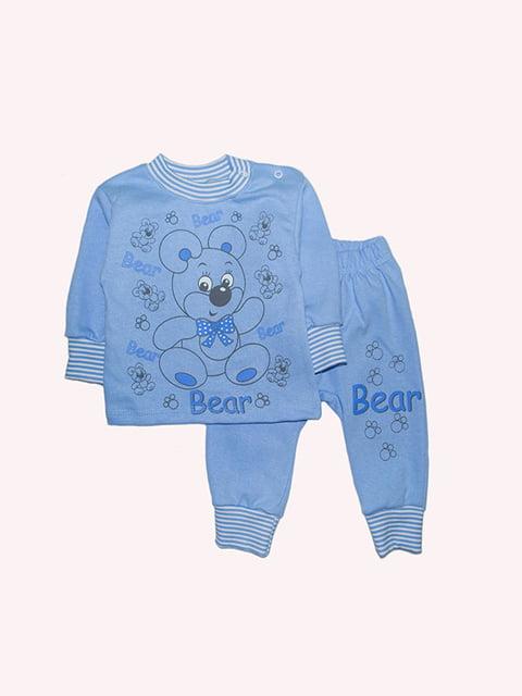 Комплект: джемпер и брюки Малыш 4971581