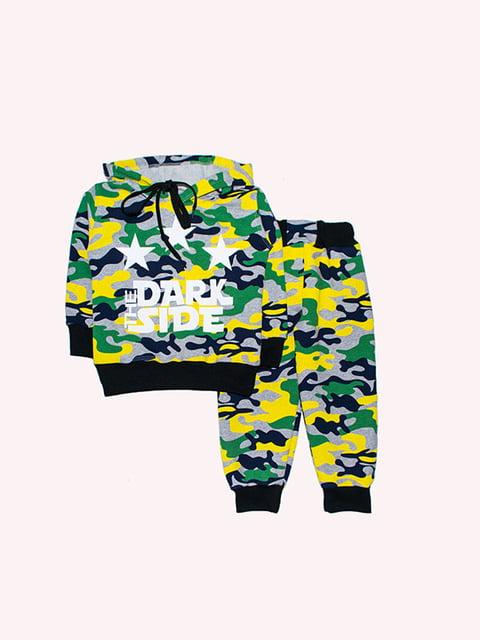 Комплект: худі і штани Малыш 4971396