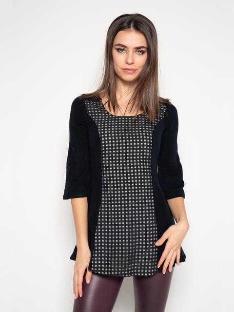 Блуза черная Magnet 4870822