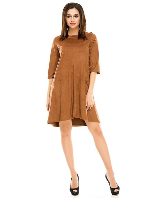 Платье горчичного цвета Exclusive. 4973573