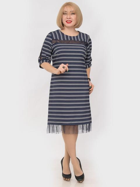 Сукня синя в смужку LibeAmore 4975265