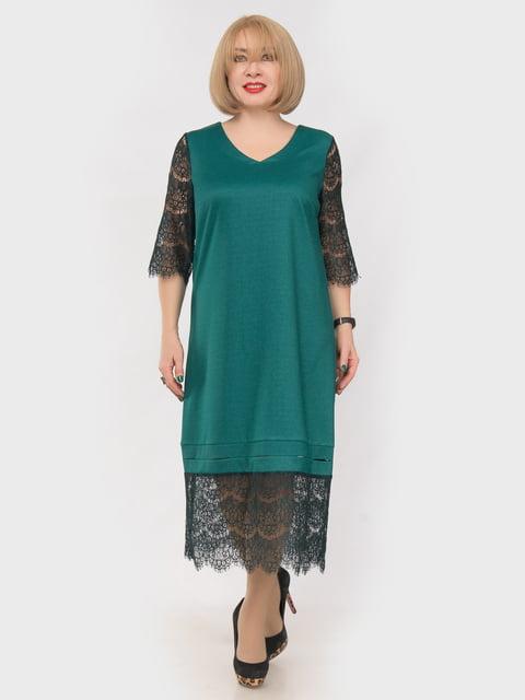 Платье зеленое LibeAmore 4975284