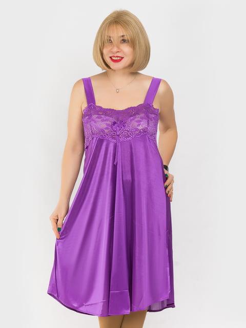 Пеньюар фиолетовый LibeAmore 4975287
