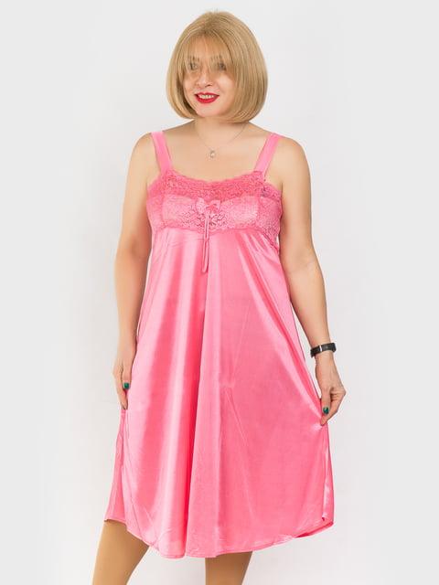 Пеньюар розовый LibeAmore 4975288