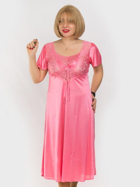 Пеньюар розовый LibeAmore 4975295