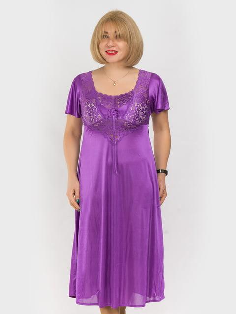 Пеньюар фиолетовый LibeAmore 4975296