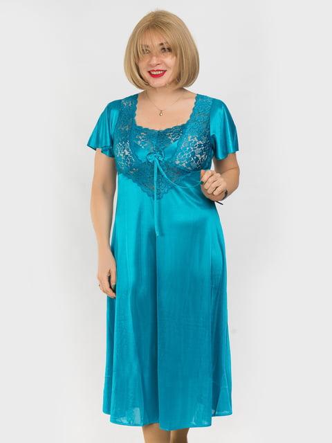 Пеньюар голубой LibeAmore 4975297