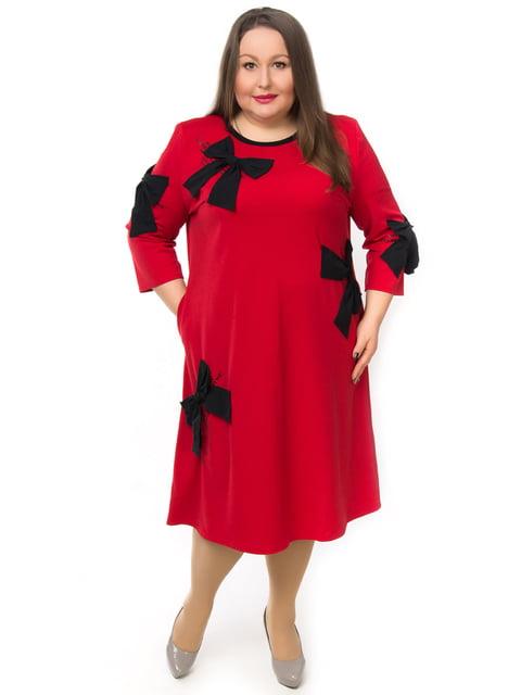 Платье красное LibeAmore 4975324