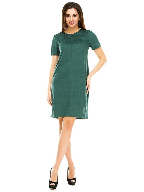 Платье зеленое Exclusive. 4973566