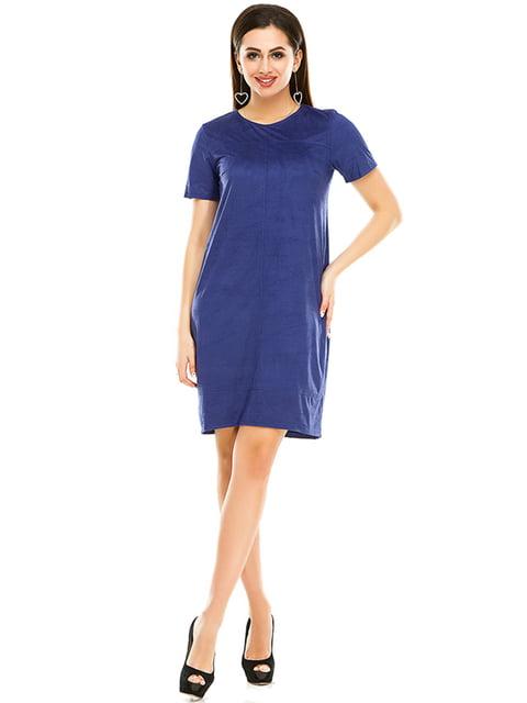 Сукня синя Exclusive. 4973568