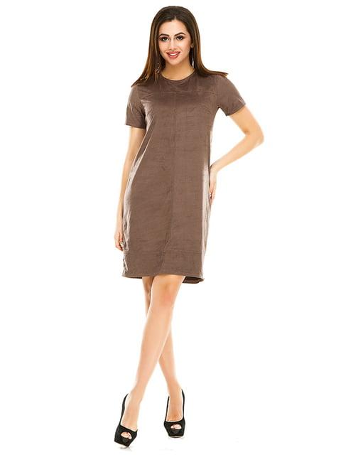 Сукня кольору мокко Exclusive. 4973570