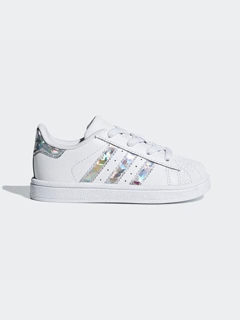 Кросівки білі Adidas 4886226