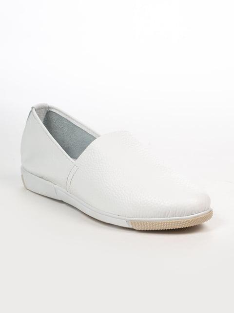 Слипоны белые ANRI 4948604
