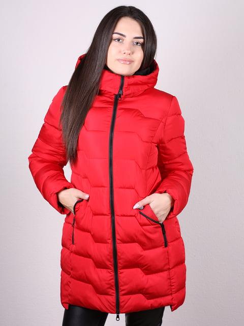 Пальто красное Artua Collection 4977704