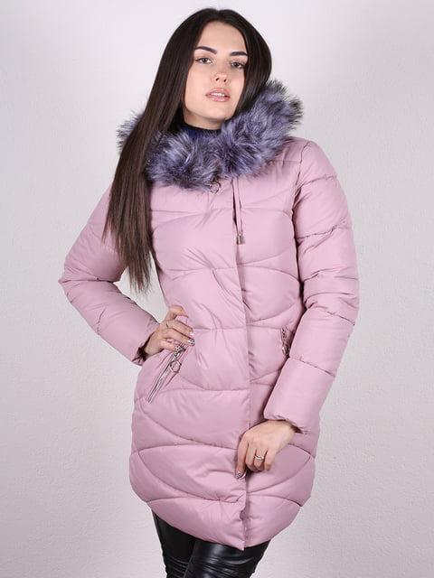 Пальто розовое Artua Collection 4977719