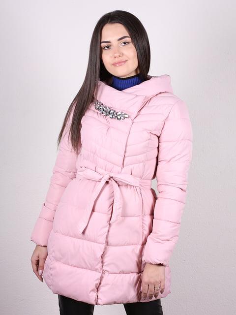 Пальто розовое Artua Collection 4977739