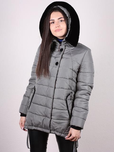 Пальто зеленое Artua Collection 4977742