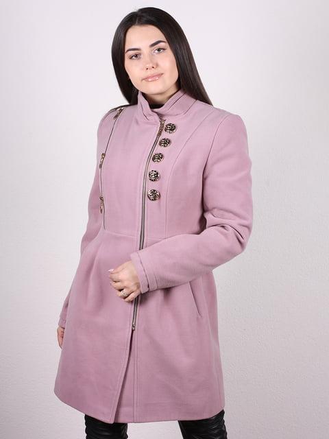 Пальто розовое Artua Collection 4977759