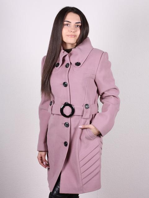 Пальто розовое Artua Collection 4977776