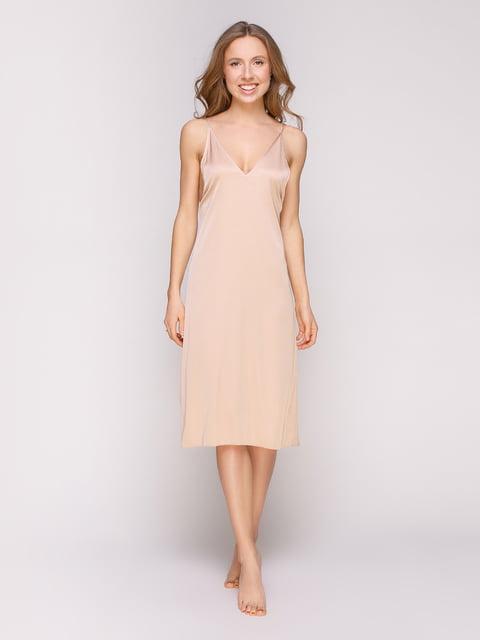 Сорочка нічна кремового кольору Lapin 4971003