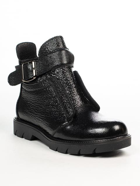 Ботинки черные Fabiani 4948506