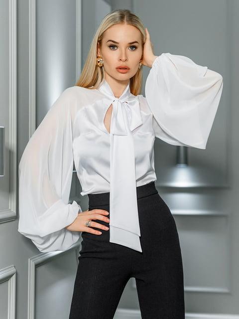 Блуза белая Gepur 4978623