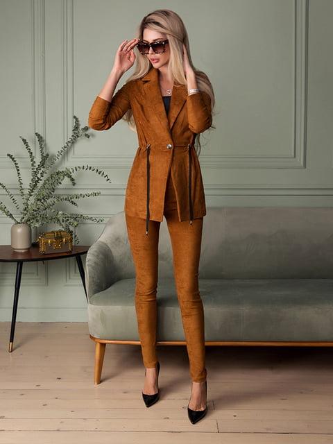 Костюм: жакет и брюки Gepur 4978657