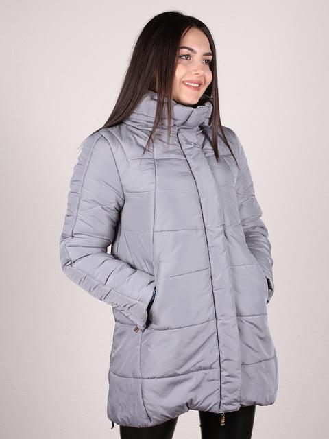 Куртка серая Artua Collection 4977690