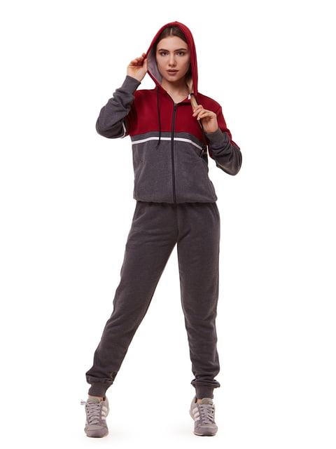 Костюм спортивний: кофта та штани Go Fitness 4979074