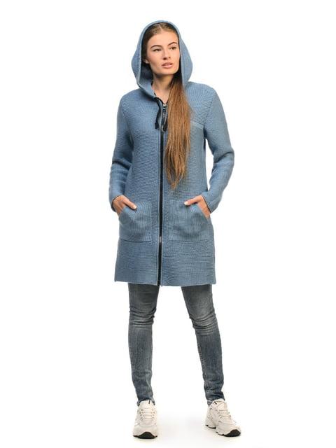 Кардиган синий G-Rom 4979638