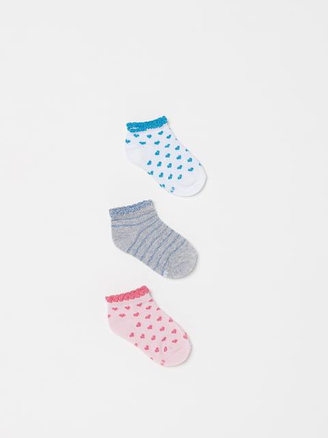 Набір шкарпеток (3 пари) Oviesse 4903006