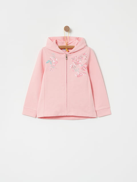 Толстовка рожева Oviesse 4970483