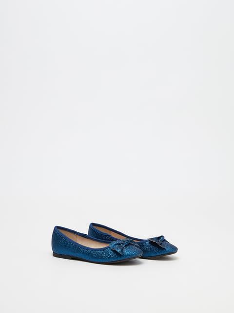 Туфли синие Oviesse 4970592