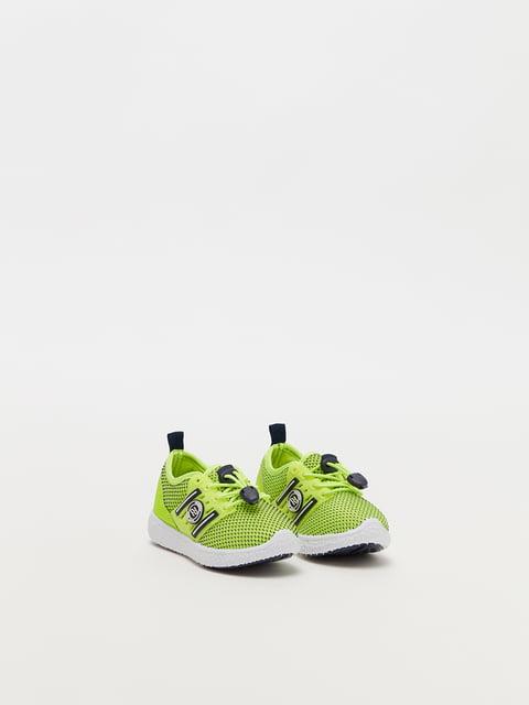 Кроссовки зеленые Oviesse 4970602