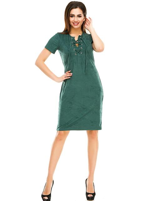 Сукня зелена Exclusive. 4979870