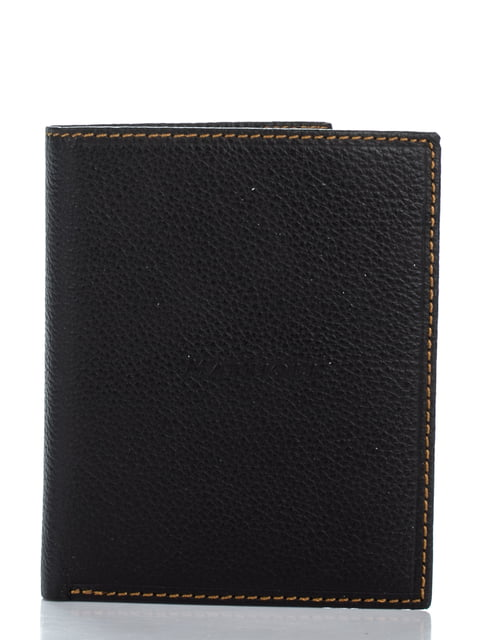 Візитниця темно-коричнева Italian Bags 3502486