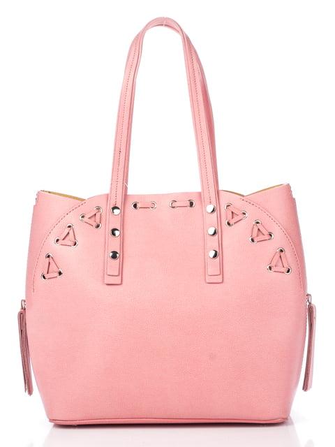 Сумка рожева Amelie Pelletteria 4757002