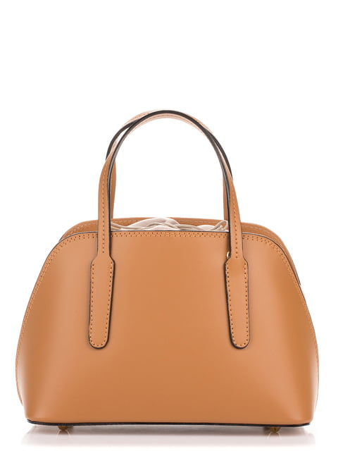 Сумка коньячного цвета Italian Bags 4757201
