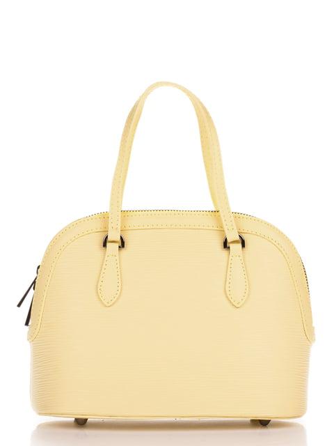 Сумка желтая Italian Bags 4757231