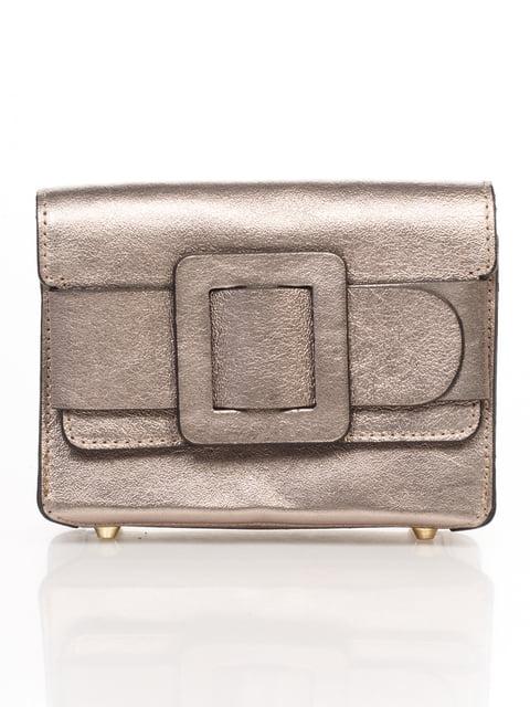 Сумка бронзового кольорі Amelie Pelletteria 4757661