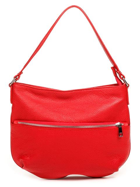 Сумка червона Amelie Pelletteria 4979485