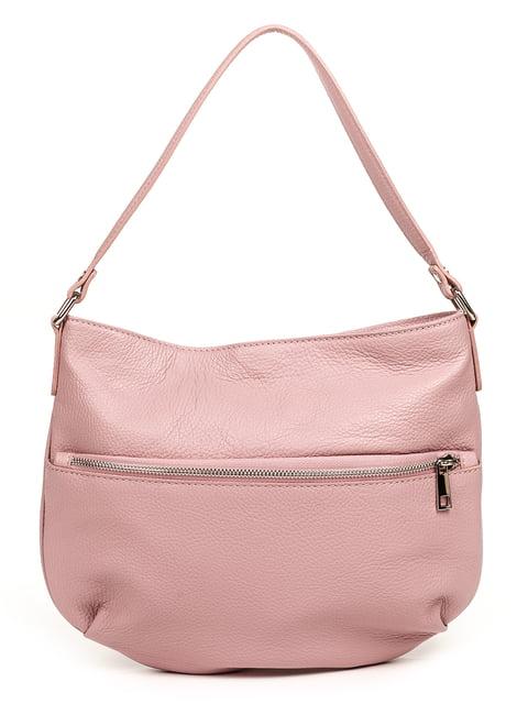 Сумка рожева Amelie Pelletteria 4979488