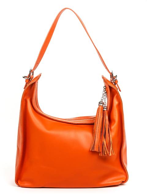 Сумка помаранчева Amelie Pelletteria 4979456